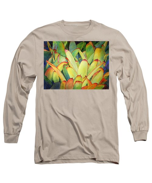 Bromeliads I Long Sleeve T-Shirt