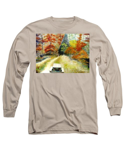 Brown County Long Sleeve T-Shirt