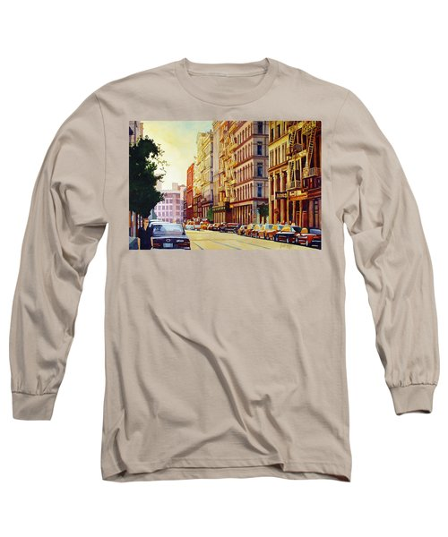 Brownstone Sunset Long Sleeve T-Shirt