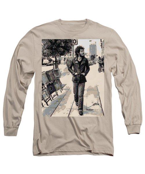 Bruce Springsteen Long Sleeve T-Shirt