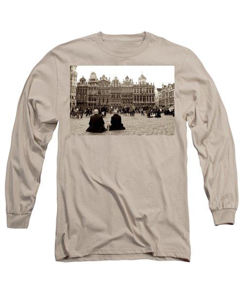 Brussel's Trance Long Sleeve T-Shirt