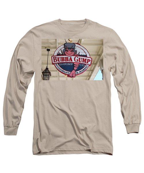 Bubba Gump Shrimp Co. Long Sleeve T-Shirt