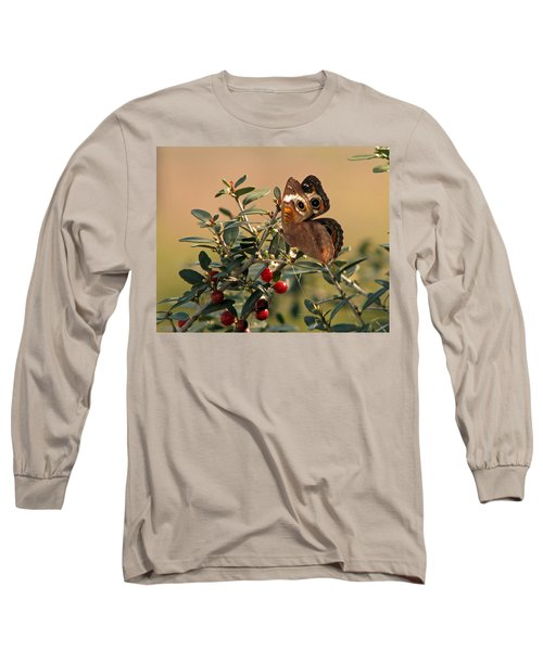 Buckeye Beauty Long Sleeve T-Shirt
