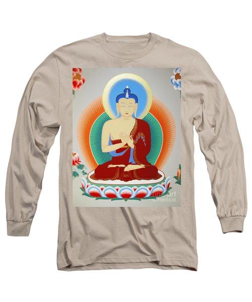 Buddha Maitreya Long Sleeve T-Shirt
