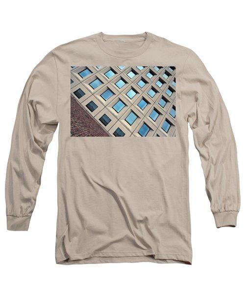 Building Of Windows Long Sleeve T-Shirt