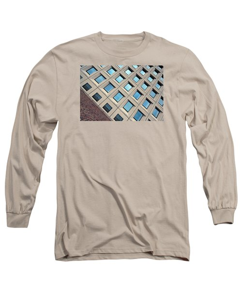 Building Of Windows Long Sleeve T-Shirt