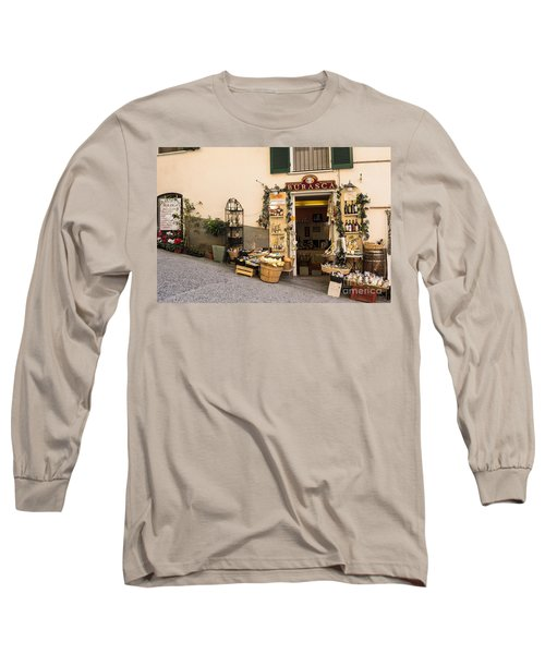 Burasca Shop Of Manarola Long Sleeve T-Shirt