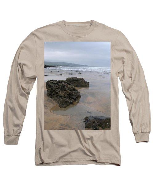 Buren Gold Beach Long Sleeve T-Shirt