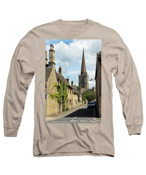 Burford Village Street Long Sleeve T-Shirt