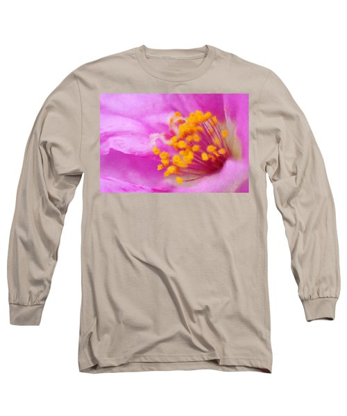 Buttercup Confection Long Sleeve T-Shirt