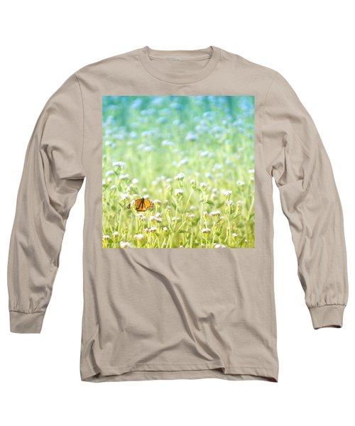 Butterfly Dreams Long Sleeve T-Shirt
