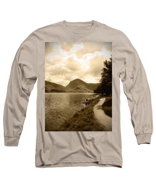 Buttermere Bright Sky Long Sleeve T-Shirt