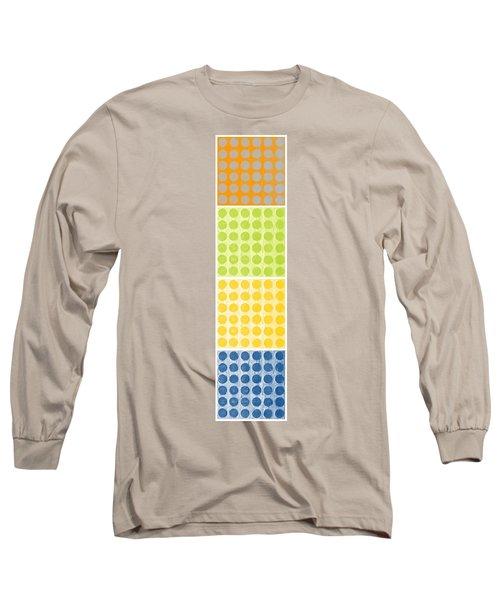Buttons Ll Long Sleeve T-Shirt