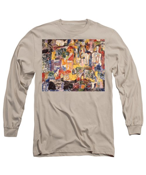 Byzantine Characters #1 Long Sleeve T-Shirt