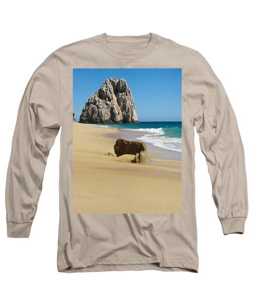 Cabo San Lucas Beach 2 Long Sleeve T-Shirt