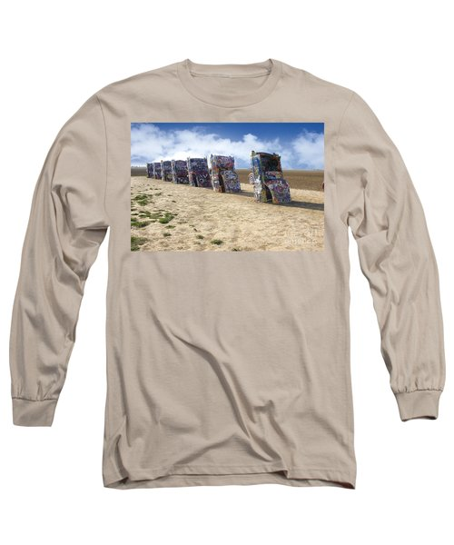Cadillac Ranch Long Sleeve T-Shirt