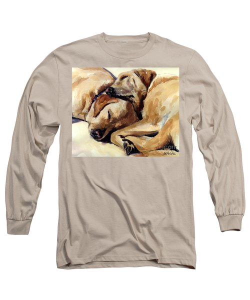 California Dreamers Long Sleeve T-Shirt by Molly Poole