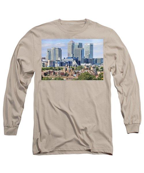 Canary Wharf Long Sleeve T-Shirt