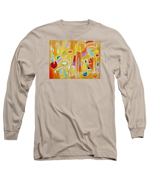 Candy Shop Garnish Long Sleeve T-Shirt by Jason Williamson