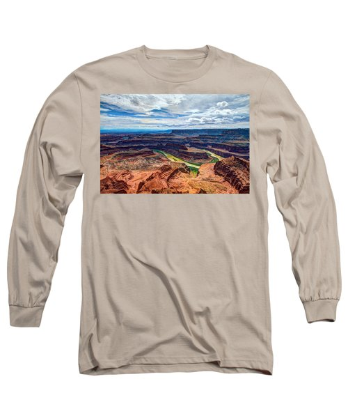 Canyon Country Long Sleeve T-Shirt