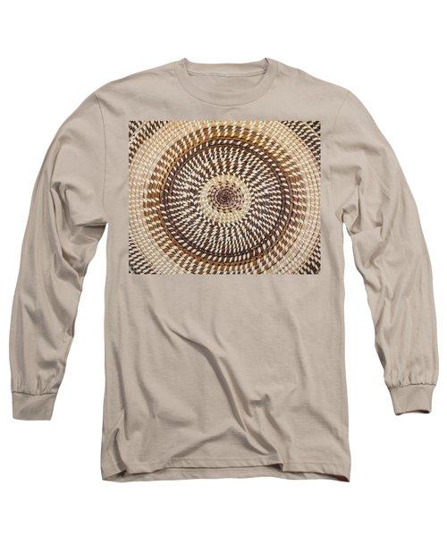 Carolina Sweetgrass Long Sleeve T-Shirt