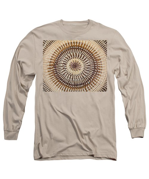 Carolina Sweetgrass Long Sleeve T-Shirt