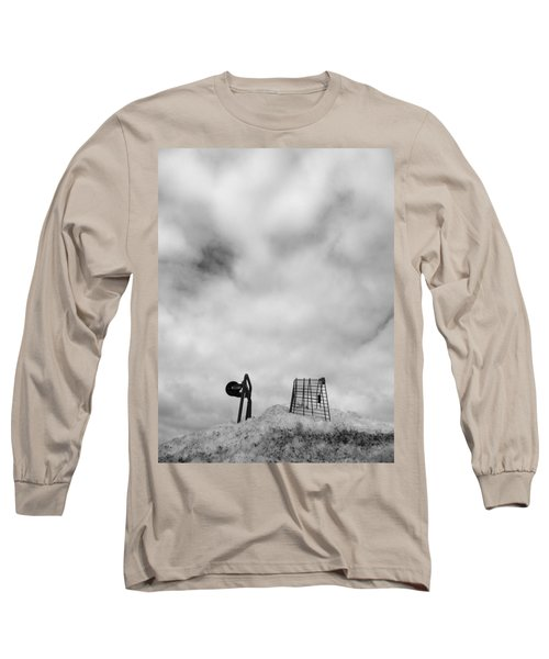 Cart Art No. 10 Long Sleeve T-Shirt