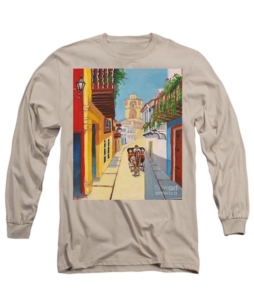 Cartagena's Calash Long Sleeve T-Shirt