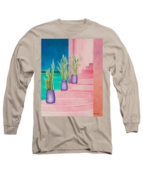 Casa Rojas Long Sleeve T-Shirt