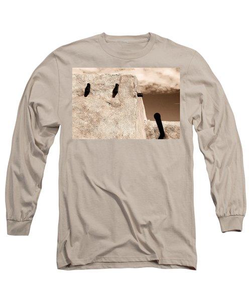 Castolon Adobe Ghost Long Sleeve T-Shirt