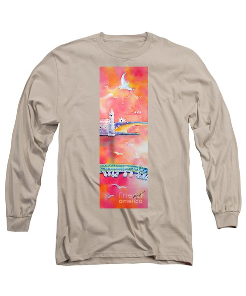 Catalan Sunset Long Sleeve T-Shirt
