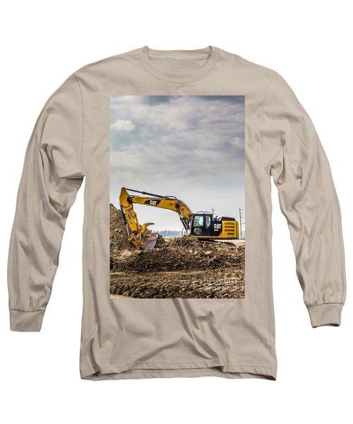 Caterpillar 324e Long Sleeve T-Shirt