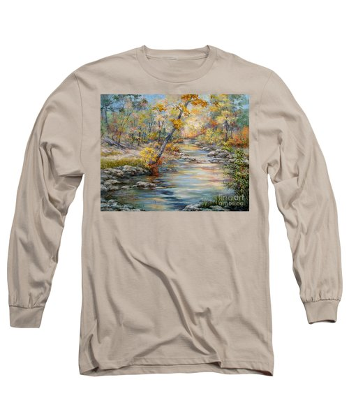 Cedar Creek Trail Long Sleeve T-Shirt