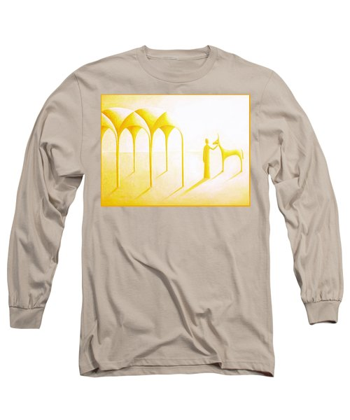 Celestial Dimension Long Sleeve T-Shirt