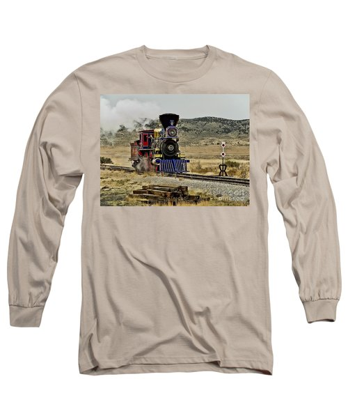 Long Sleeve T-Shirt featuring the photograph Central Pacific's Jupiter by David Lawson