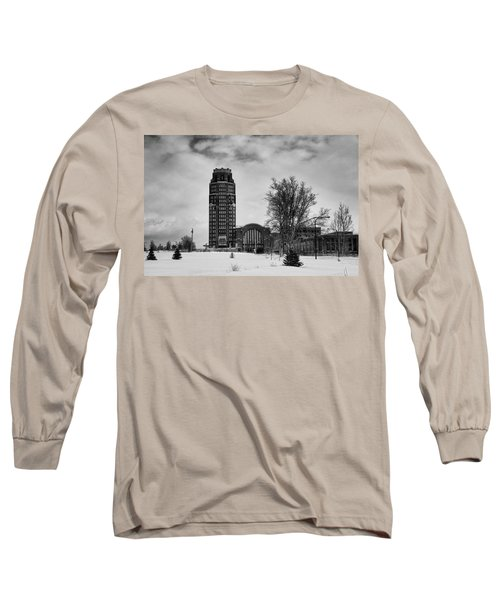 Central Terminal 4431 Long Sleeve T-Shirt