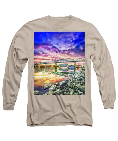 Chattanooga Reflection 1 Long Sleeve T-Shirt