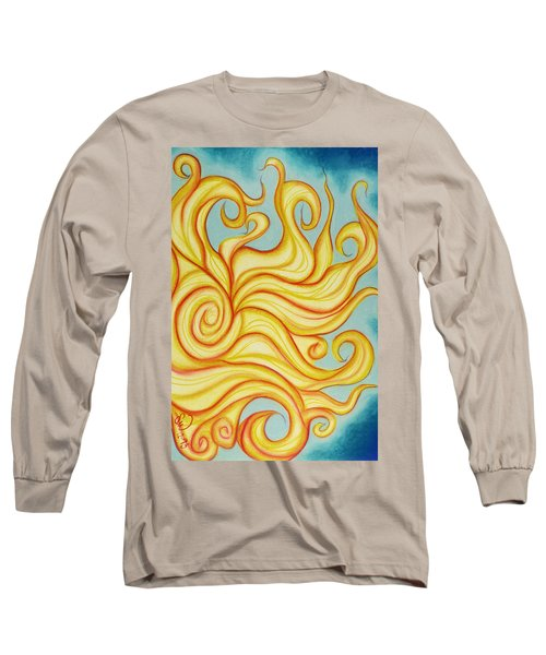 Chatting Sun Long Sleeve T-Shirt