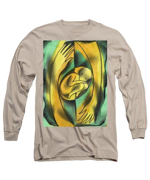 Childbirth Long Sleeve T-Shirt