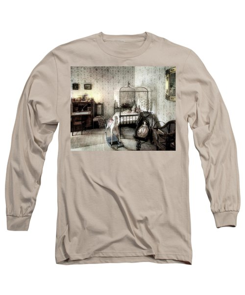Childhood Pleasures Long Sleeve T-Shirt