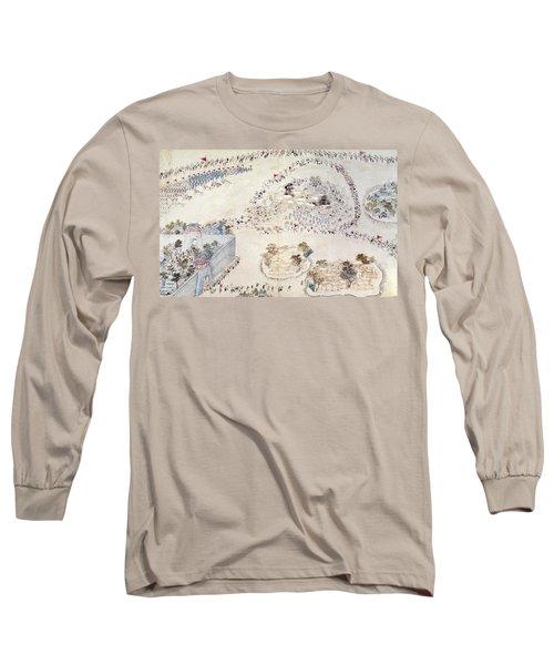China Taiping Rebellion Long Sleeve T-Shirt