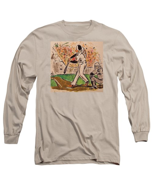 Chris Davis #19 Long Sleeve T-Shirt