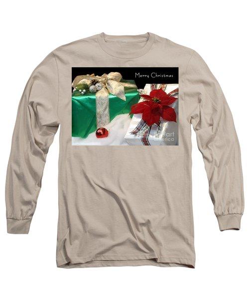 Christmas Presents Long Sleeve T-Shirt