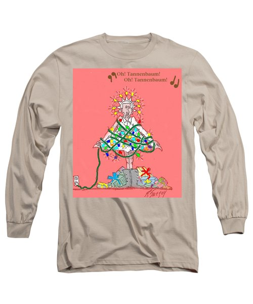 Christmas Spirit Long Sleeve T-Shirt
