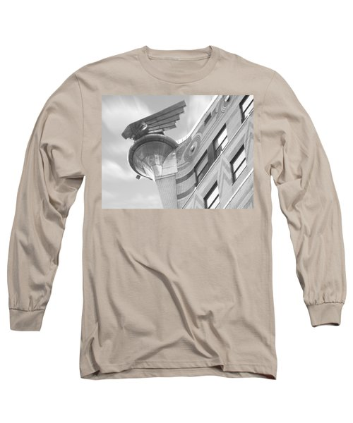 Chrysler Building 4 Long Sleeve T-Shirt