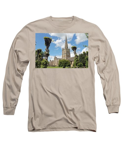 Church Of St John The Baptist Long Sleeve T-Shirt