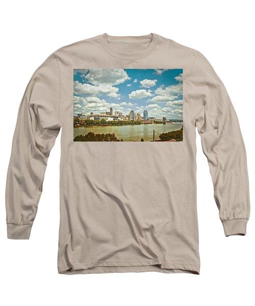 Cincinnati 4 Long Sleeve T-Shirt