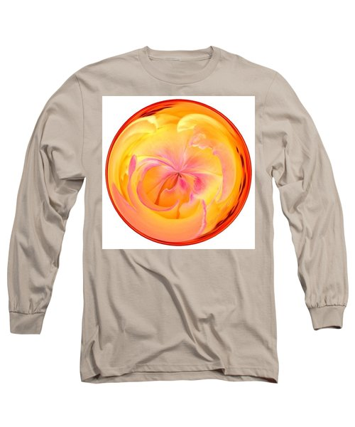 Circumspect Rose Long Sleeve T-Shirt