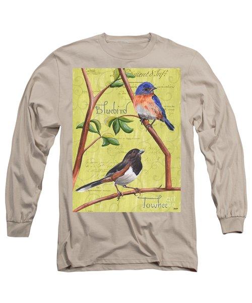 Citron Songbirds 1 Long Sleeve T-Shirt