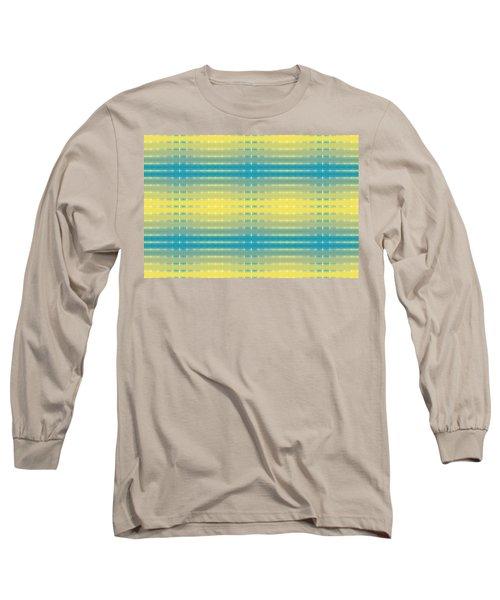 Citrus Warp 3 Long Sleeve T-Shirt